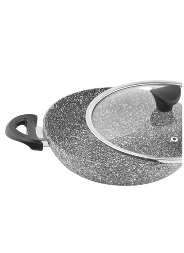 Taç tac-ultragranıt3lumomlet Taç Ultra Granit 3'Lü Omlet Seti Tac-3411 Renkli
